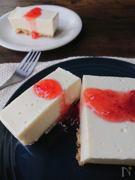 レアチーズ ケーキ カロリー