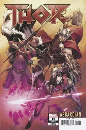 Thor #12 2019 MARVEL Comics NM War of the Realms Tie-In