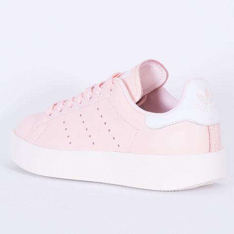 Icy White Smith Pink Bold Womens Stan adidas Originals wPTiuZOkX