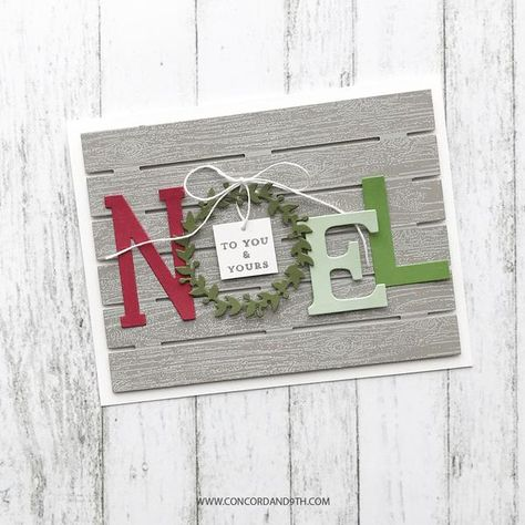 Joyful Noel - Concord & 9th