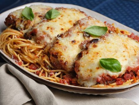 Recipe of the Day: The Best Chicken Parmesan 😋 Chicken Parmesan should have, well, Parmesan. So we not only topped ours with it, but we added it to the crust for even more flavor and texture. Our very simple, classic Italian-American tomato sauce has a bright and tomatoey flavor fans love.