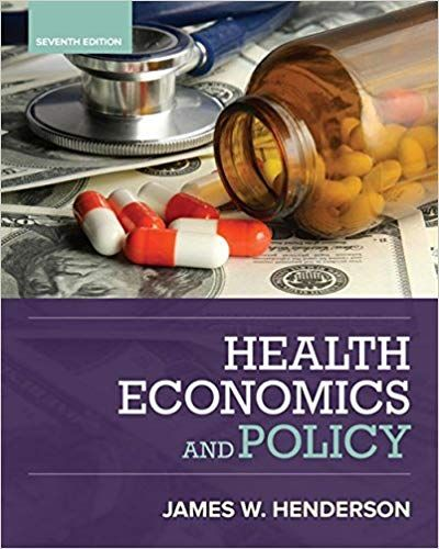 Instructor S Manual Solution Manual For Title Health Economics