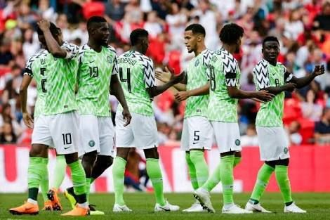 Nigeria Croatia Match Success Will Be Ours Today Super Eagles Russia World Cup World Football 2022 Fifa World Cup