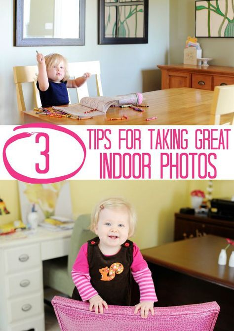 How To Take Awesome Indoor Photos Of Your Kids Photography Photography Tips Take Better Photos
