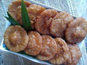 Resep Kue Cucur Kucur Anti Gagal Oleh Ge Adhian Resep Resep Makanan Makanan Cemilan
