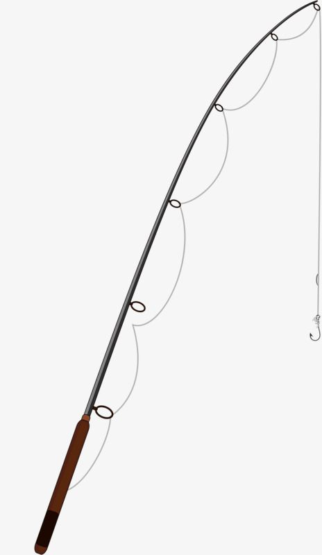 Fishing Rods Fishing Rod Clipart Hooks Thread Png Transparent Clipart Image And Psd File For Free Download Clip Art Fish Clipart Images