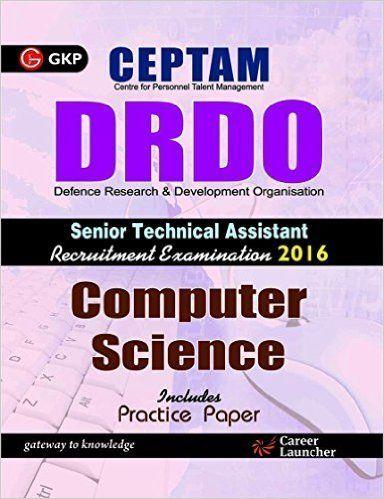 Drdo Ceptam Sr Tech Asst Computer Science Free Download Pdf Ebook Epub Ebook Free Download Computer Science Free Ebooks Download Science