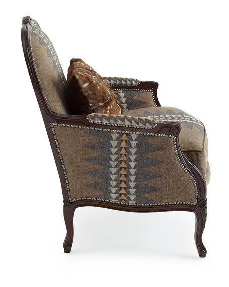 Massoud Mrs Wasserman Bergere Chair Bergere Chair Chair Western Furniture