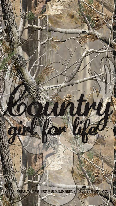 Real Country Girls, Country Girl Life, Cute N Country, Camo Wallpaper, Girl Wallpaper, Iphone Wallpaper, Camoflauge Wallpaper, Iphone Backgrounds, Disney Wallpaper