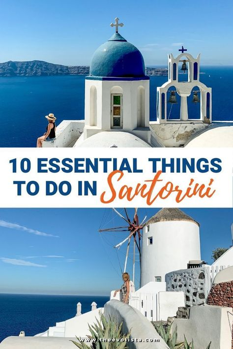 3 Days in Santorini Itinerary for the Perfect Vacation