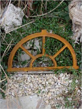 Eisenfenster Und Stallfenster Aus Gusseisen Gartendeko Aus Eisen Rost Gusseisen Stallfenster Garten Deko