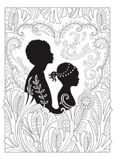 Omeletozeu Lienzos Pintados Libros Para Colorear Arte Africana