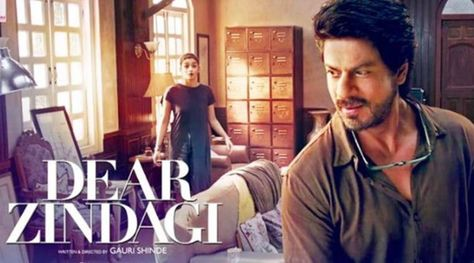 Pin by વિશ્વ ગુજરાત on Bollywood | Dear zindagi, Shahrukh ...