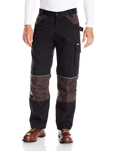 CAT Caterpillar Cargo Work Trousers Mens Classic Fit Durable Pants