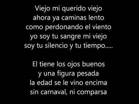 Vicente Fernandez Mi Querido Viejo Con Letra Hotel California Eagles Hotel California Music Appreciation