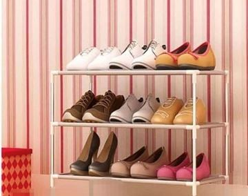 Show Details For جزامة صغيرة ٣ أرفف Home Appliances Shoe Rack 6th Of October City