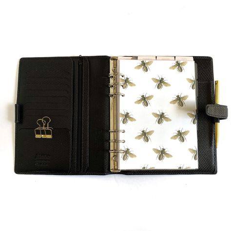 Bee's Minimal Planner Dashboard - A5 Wide / Unpunched