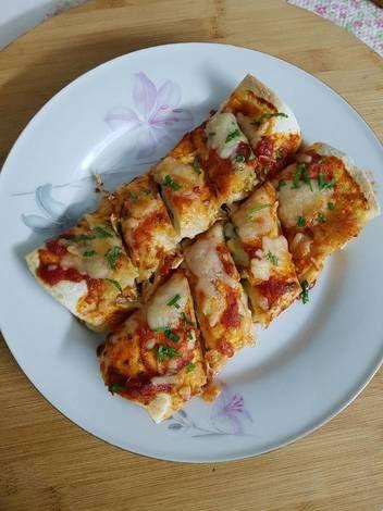تورتيلا رولز بالصور من Luma F A Recipe Cooking Food Cookbook