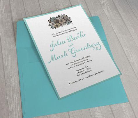 Mars Design Wedding Invitations Toronto On Vancouver