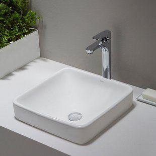 Space Saving Tiny Bathroom Sink Wayfair Drop In Bathroom Sinks Bathroom Sink Sink