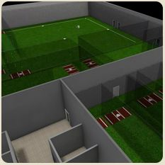 We Ll Complete Your Facility Project By Supplying High Quality Netting Artificial Turf And Batting Cage Equipment
