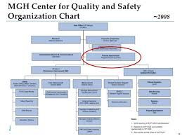 Hospital Quality Management Organizational Chart Hospital Quality