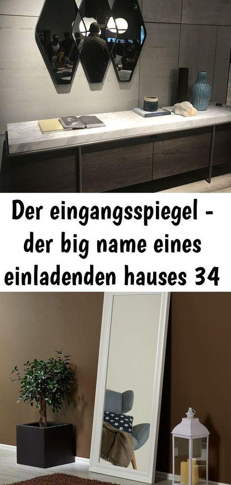Big Der Eines Eingangsspiegel Einladenden Hauses Der Eingangsspiegel Der Big Name Eines Einladenden Hauses Framed Bathroom Mirror Decor Bathroom Mirror