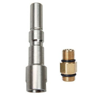 2Pcs For Karcher Pressure Washer Hose Connector
