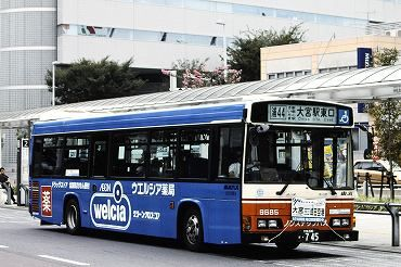 埼玉の路線バス その2 東武バスウエスト・東武バスセントラル・朝日 ...