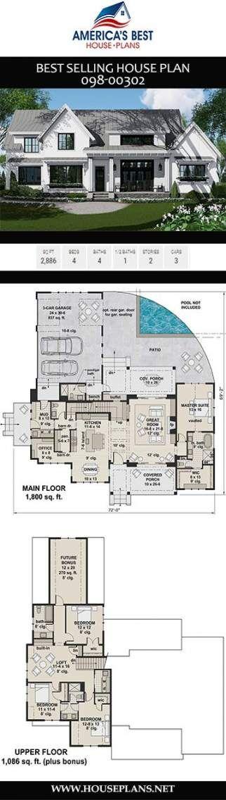 18++ Farmhouse layout design ideas
