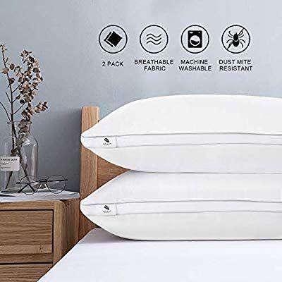 Amazon Com Viewstar King Size Pillows For Sleeping Bed Pillows 2