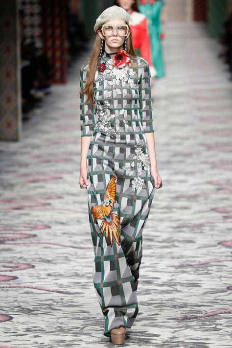 Gucci | Spring 2016 | Look 33