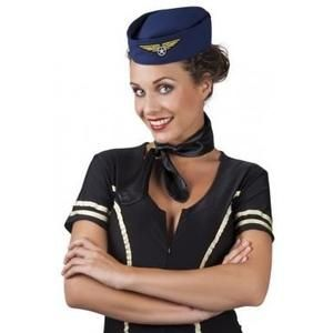 Chapeau Hotesse De L Air Avec Images Hotesse De L Air Hotes
