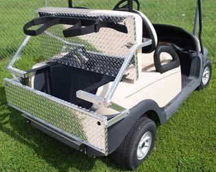 Club Car Precedent Rear Seat
