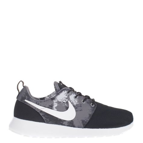 NIKE Rosherun Print Sneaker dames Sneakers kopen? BESLIST