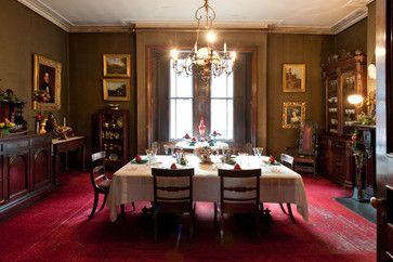 Victorian Dining Room Victorian Dining Room Design Ideas