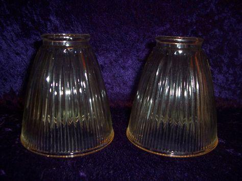 Clear Light Globe for Ceiling Light or Fan