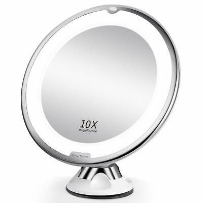 Advertisement Beautural 10x Magnifying Makeup Mirror With Led Magnifying Mirror Makeup Mirror Makeup Mirror With Lights
