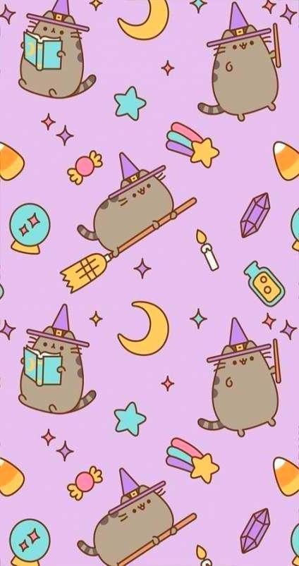 Phone Backgrounds Witch Wallpaper Halloween Wallpaper Iphone Kawaii Wallpaper