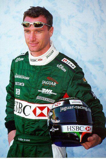 was eddie jordan a f1 driver