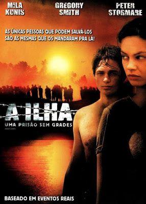 A Ilha Uma Prisao Sem Grades Filmes De Acao Prisao Capas De Filmes