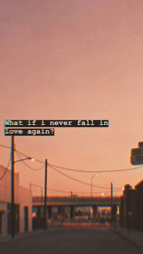 what if I never fall in love again?pic.twitter.com/OZiRVZoYv5