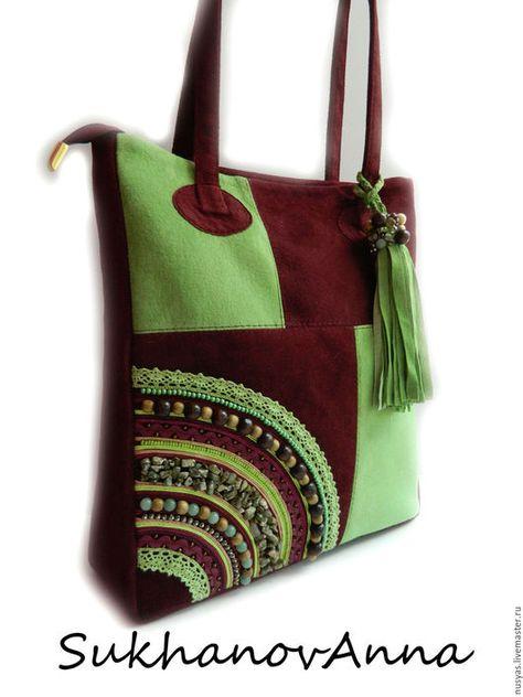 123be3da909d Женские сумки ручной работы. Ярмарка Мастеров - ручная работа. Купить Сумка