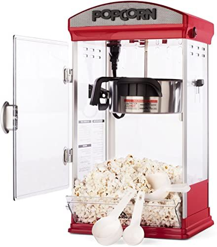 Best Seller Carnus Home Popcorn Machine Features Popcorn Maker