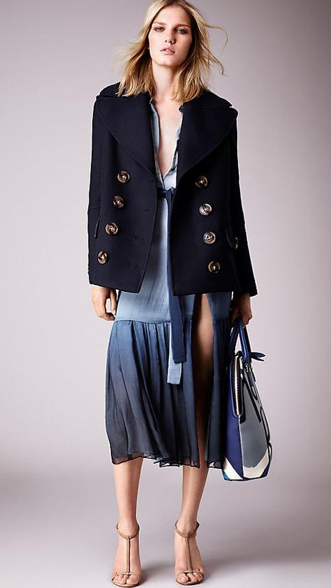 fashion editorials, shows, campaigns more!: marique schimmel for burberry prorsum resort 2015