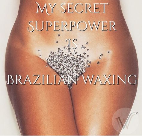 brazilian wax kicks