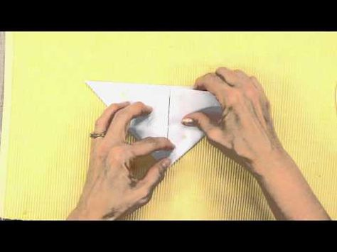 How to Make an Explosion Insert for a Card Project