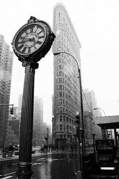 Flatiron Building. NYC