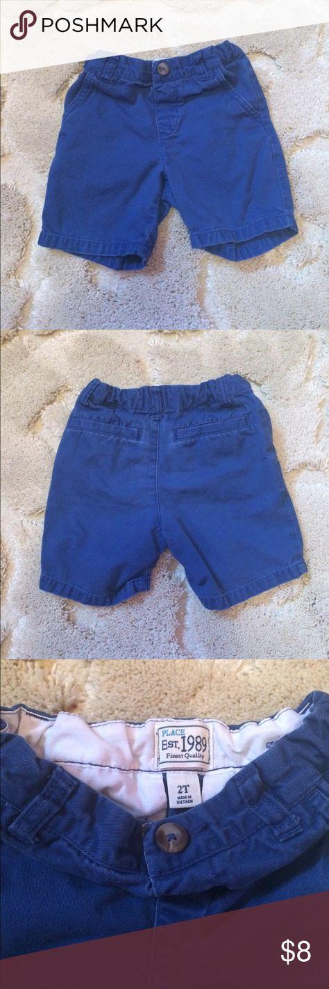 Children's Place Shorts Blue children's place Shorts. Size: 2t Children's Place Bottoms Shorts