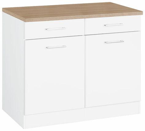 Held Möbel Unterschrank »Wels«, Breite 100 cm Jetzt bestellen - küchen unterschrank 100 cm